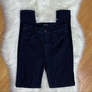 J BRAND Maria High Rise Skinny Jeans Bluebird 28